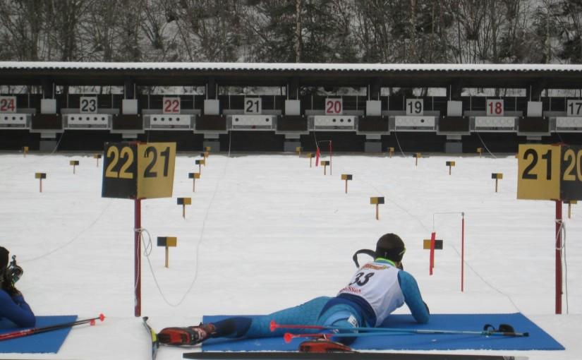 Biathlon: 3a tappa Coppa Italia cal.22