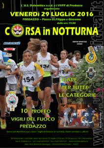 Corsa in notturna 2016