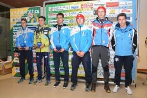 podio-cnci-juniores-kostner-aaron-sieff-mirco-gianmoena-luca