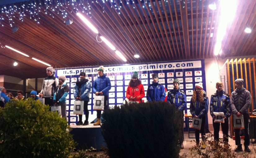 Sci Nordico: SkiSprint Young