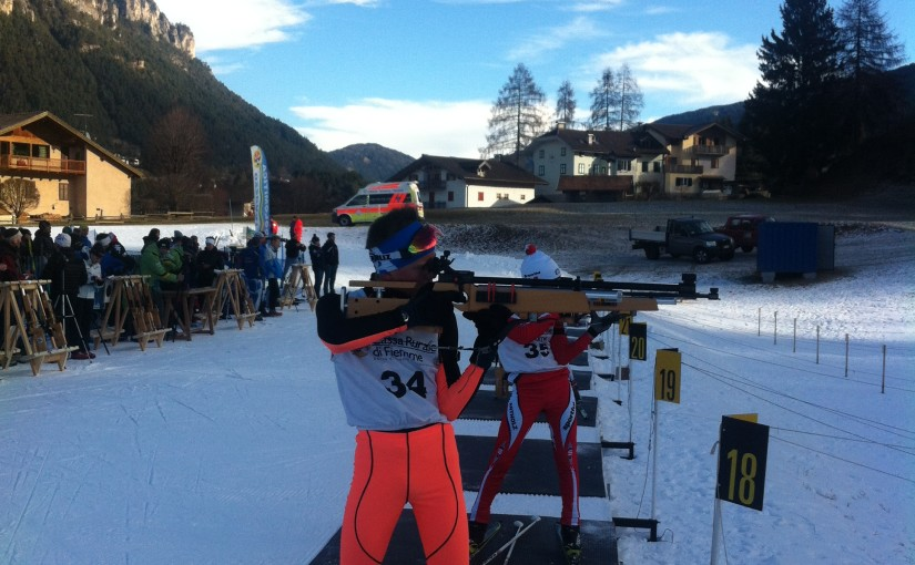 Biathlon aria compressa: Coppa Trentino ragazzi e allievi