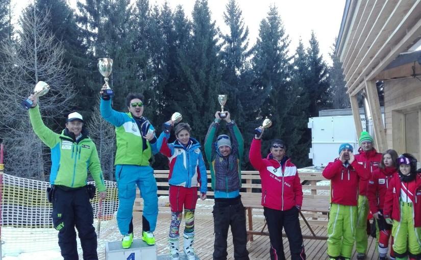 15.01.2017 Alpe Cermis / Sci Alpino: Circuito Casse Rurali Trentine