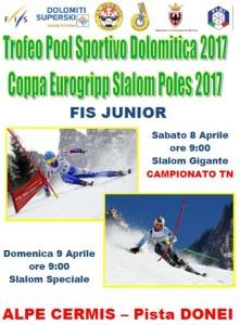 8-9.04.2017 Trofeo Pool Sportivo Dolomitica