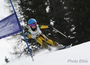 """ALPE LUSIA BELLAMONTE 02 AprIle 2017, Gara Sociale di sci Alpino US DOLOMITICA 02 APRILE 2017 """"Copyright PHOTO ELVIS"""""""