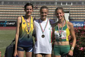 Firenze 09/06/2017 Firenze Campionati Italiani Juniores e Promesse - foto di Giancarlo Colombo/A.G.Giancarlo Colombo