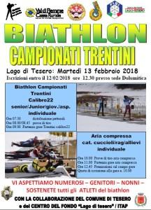 13.2.18 Camp.Trentini Biathlon