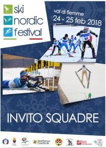24-25.02.2018 Ski Nordic Festival