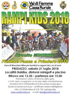 Rampi Kids 2018