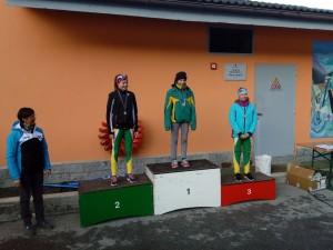camp.tn u14 femminile salto