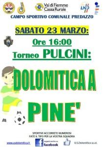 23.3.19 Torneo Pulcini Calcio
