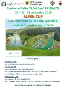 AlpenCup 20-22.09.19