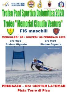 5-6.02.2020 FIS Maschili