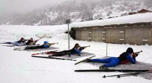 Raduno Biathlon 01.12.19