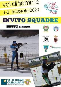 1-2 febbraio 2020 biathlon