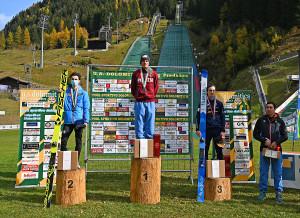 podio salto speciale ASSOLUTI 2020 c(PHOTO ELVIS2020)