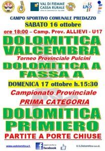Calcio 16-17.10.21
