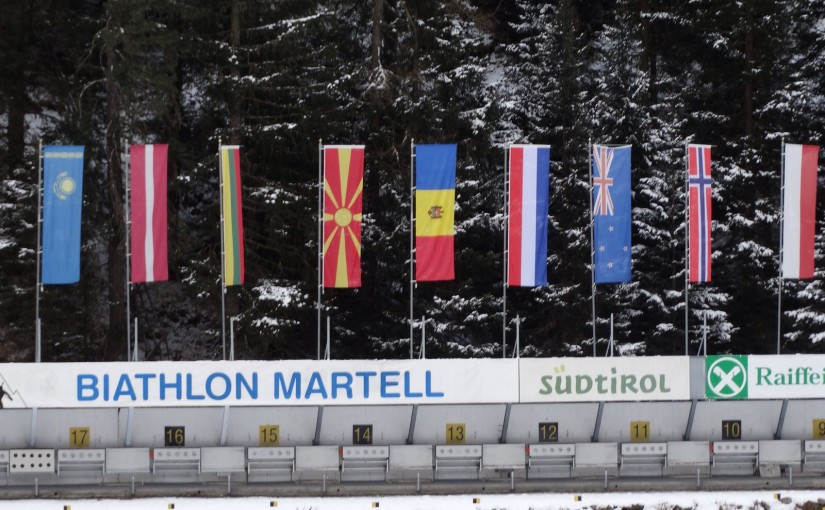 2a gara Biathlon Aria compressa