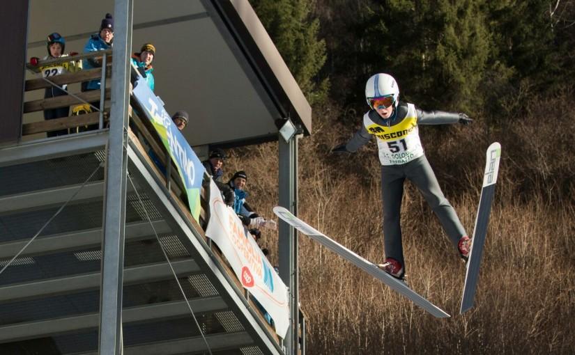 Salto: Trofeo Comune di Predazzo