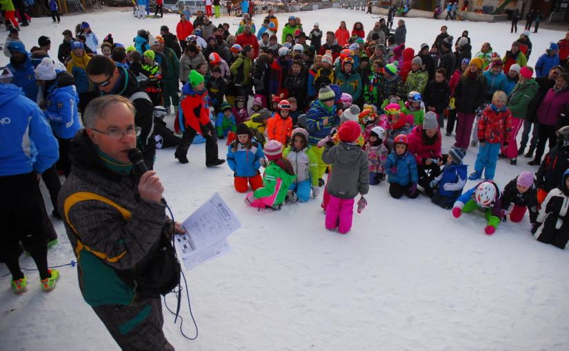 Sci alpino e snowboard: Gara di fine corso 2016